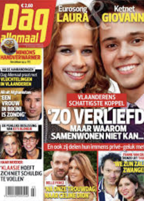 Dag Allemaal cover magazine