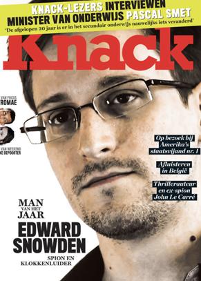Knack cover magazine